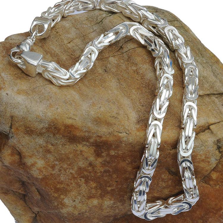 Königsketten aus Silber